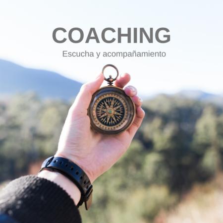 Escucha y acompañamiento. Coaching